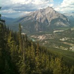 Banff (from Sulfur Mountain)